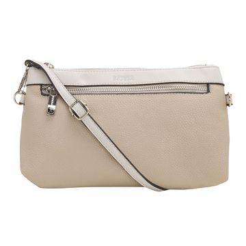 ESBEDA   ESBEDA Beige Color Best Mid range Sling Bag For Women