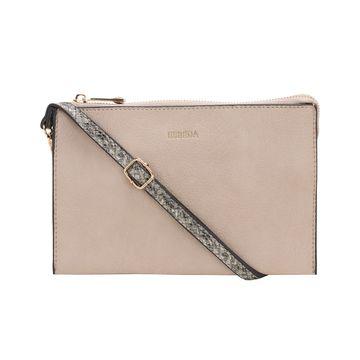 ESBEDA   ESBEDA Beige Color Casual Small Sling Bag For Women