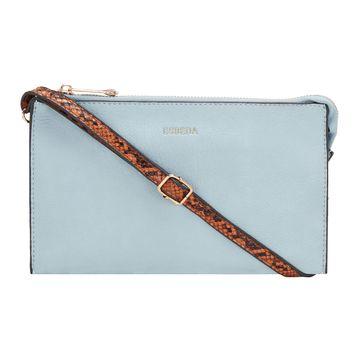 ESBEDA | ESBEDA Light Blue Color Casual Small Sling Bag For Women