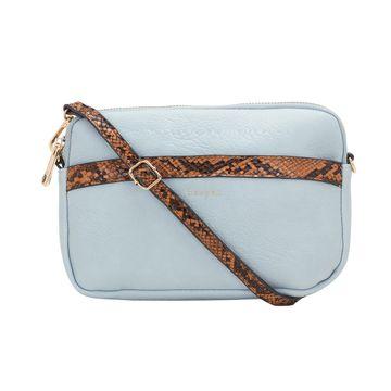 ESBEDA | ESBEDA Blue Color Best Mid range Sling Bag For Women