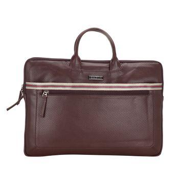 ESBEDA   ESBEDA Brown Color Citylite Laptop Sleeve case For Mens and Womens