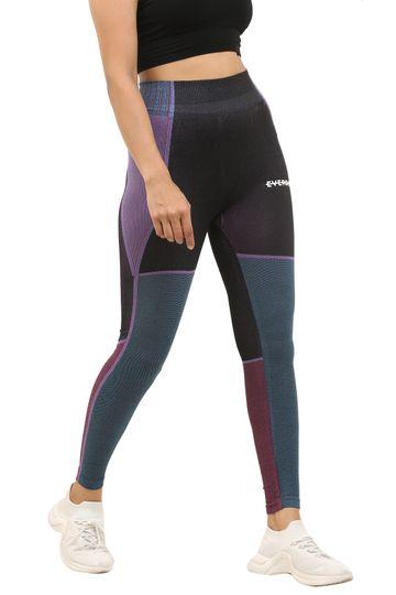 EVERDION | Color Block Sports Leggings