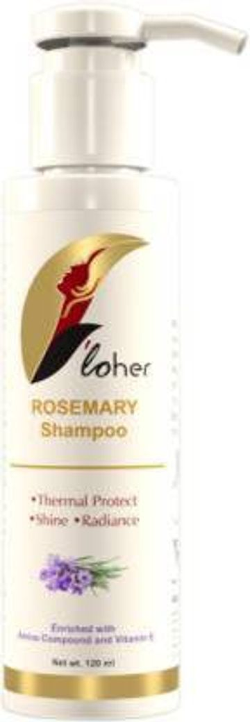 F'loher | Floher ROSEMARY Hair Shampoo - (120 ml)