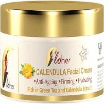 F'loher | Floher Calendula facial Cream (50 g)