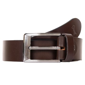 CREATURE | CREATURE Formal/Casual Brown Color Genuine Leather Brown Belt for Men