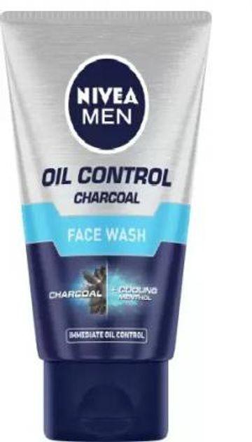 Nivea | NIVEA MEN OIL CONTROL CHARCOAL FACE WASH