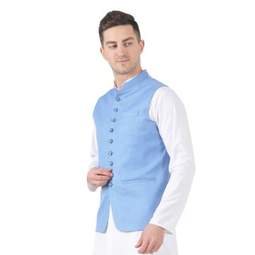 TAHVO | TAHVO 9 button nehru jacket