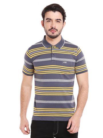 FITZ   Fitz Cotton Polo T-Shirt For Men