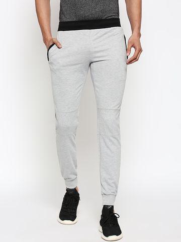 FITZ | grey solid jogger