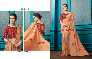 SATIMA | PeachSilk BlendThread Work with Sequence work