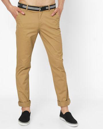 GAS   Men's Albert Chino In Slim Fit Trousers