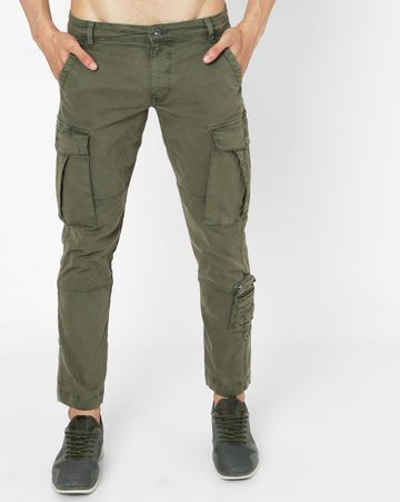 GAS   Men's Cadet In Slim Fit Trousers
