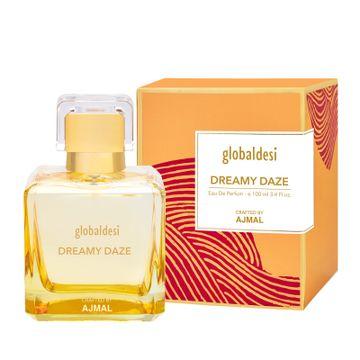 GD Crafted By Ajmal | Global Desi Dreamy Daze Eau De Parfum 100ML for Women Crafted by Ajmal
