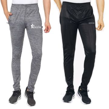 Picstar | Picstar Men's Polyester Trackpants Combo