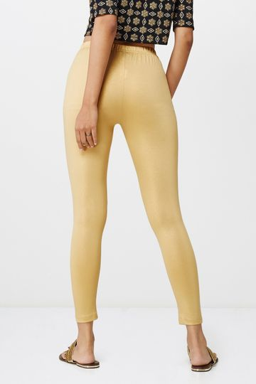 Global Desi | Gold Legging