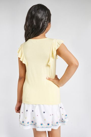Global Desi | Lime Top