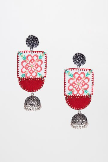 Global Desi   Multi Earrings