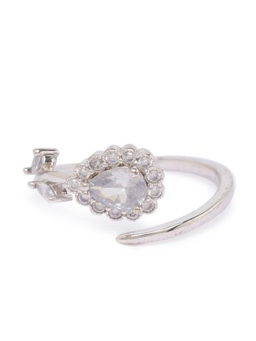 globus | Globus Silver Statement Ring