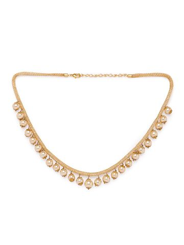 globus | Globus Gold Ethnic Necklace