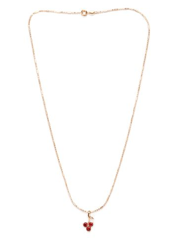 globus | Globus Gold Delicate Necklace