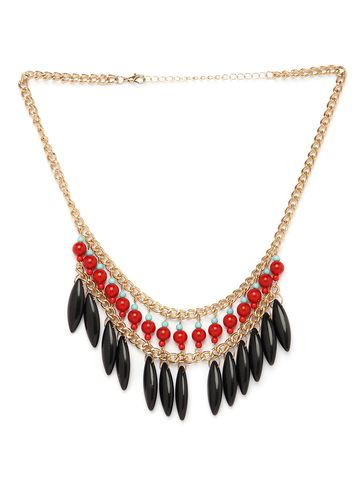 globus | Globus Grey Statement Necklace