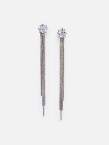 globus | Globus Silver Long Earring