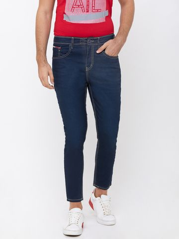 globus | Globus Blue Washed Clean Look Jeans