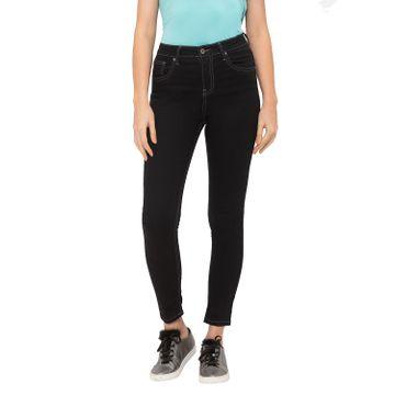 globus | Globus Black Solid Jeans