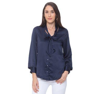 globus | Globus Navy Solid Shirt