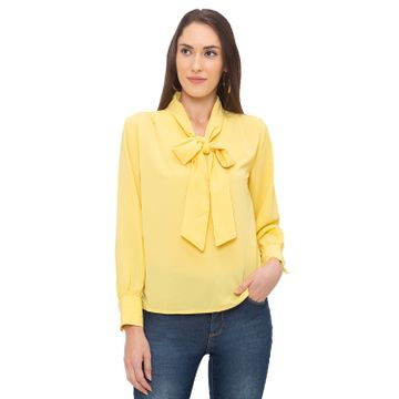globus | Globus Yellow Solid Top
