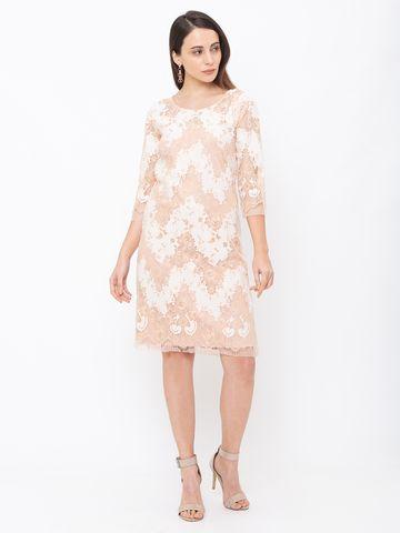globus | Globus Pink Printed Dress