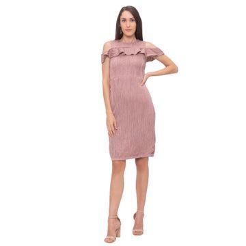 globus | Globus Pink Striped Dress