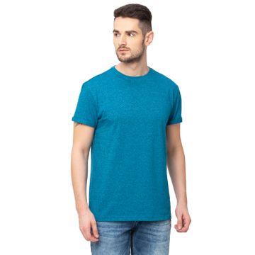 globus | Globus Turquoise Solid T-Shirt