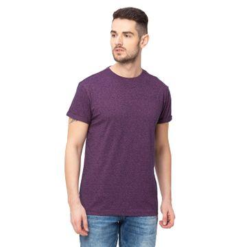 globus | Globus Purple Solid T-Shirt