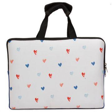 globus | Globus white laptop bag