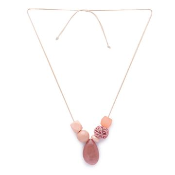 globus | Globus Pink Statement Necklace