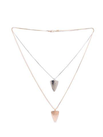 globus   Globus Gold Long Necklace
