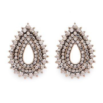 globus | Globus Gold Statement Stud Earring
