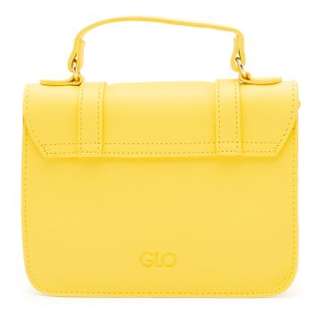 globus | Globus Yellow Cross Body