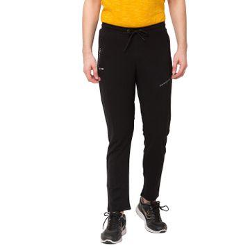 globus | Globus Black Solid Track Pants