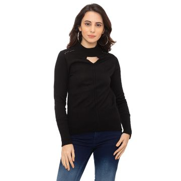 globus | Globus Black Solid Top