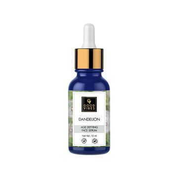 Good Vibes | Good Vibes Dandelion Age Defying Face Serum (10 ml)