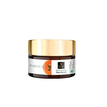 Good Vibes | Good Vibes Rejuvenating Scrub - Papaya (100 g)