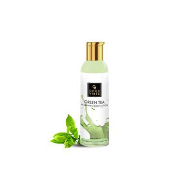 Good Vibes | Good Vibes Nourishing Body Lotion - Green Tea (200 ml)