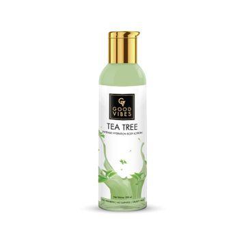 Good Vibes | Good Vibes Intense Hydration Body Lotion - Tea Tree (200 ml)