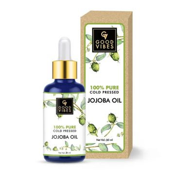 Good Vibes | Good Vibes 100% Pure Jojoba Coldpressed Carrier Oil (30 ml)