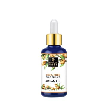 Good Vibes | Good Vibes 100% Pure Argan Coldpressed Carrier Oil (30 ml)
