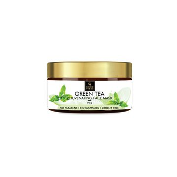 Good Vibes | Good Vibes Rejuvenating Face Mask - Green Tea (60 g)
