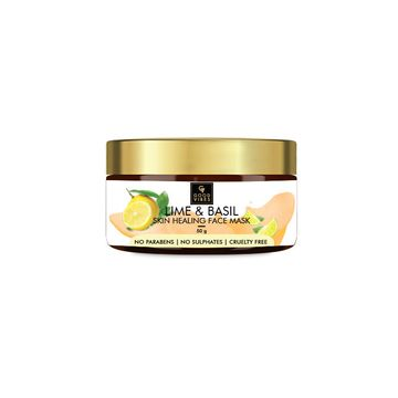 Good Vibes | Good Vibes Skin Healing Face Mask - Lime & Basil (50 g)