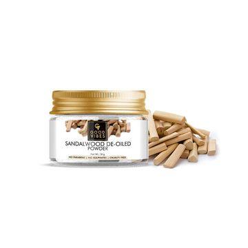 Good Vibes | Good Vibes Powder - Sandalwood De Oiled Wood (18 g)